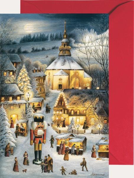 Mini-Adventskalender - Seiffen