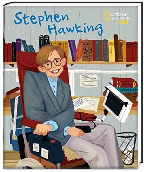 Total Genial! Stephen Hawking