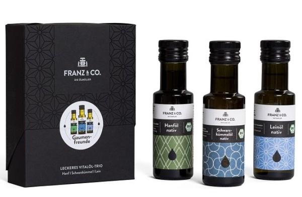 Franz & Co. Gaumenfreunde - Vitalöle