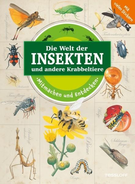 Die Welt der Insekten und anderer Urzeittiere