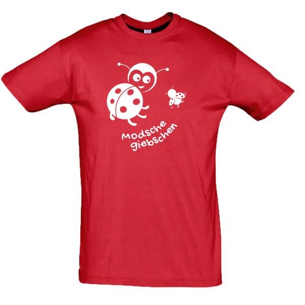 Kinder-T-Shirt Modschegiebschen