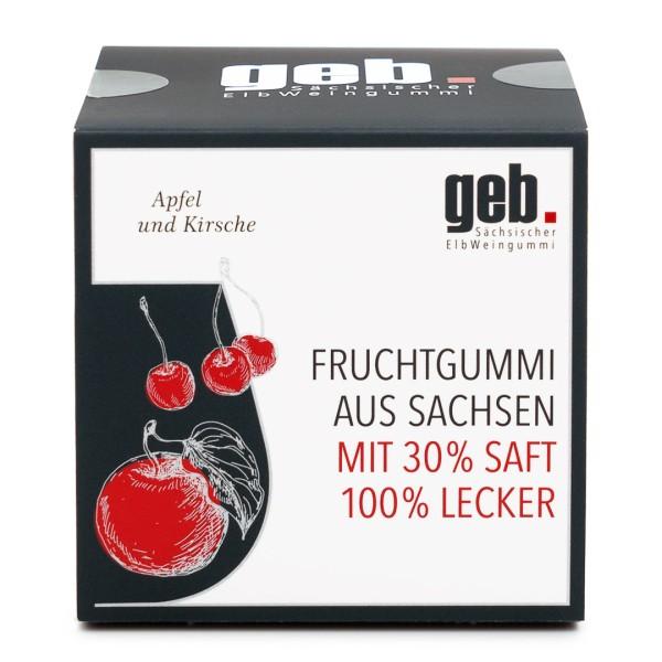 Fruchtgummi Apfel & Kirsche (alkoholfrei)