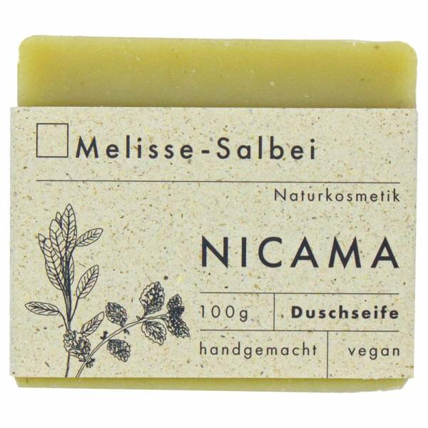 NICAMA Seife Melisse-Salbei