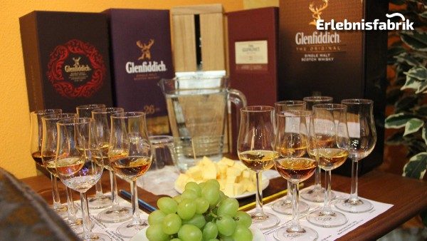 Whisky Tasting in Flöha