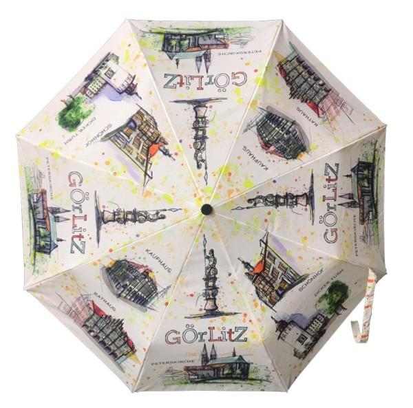 Görlitz - Fineart: Taschenschirm