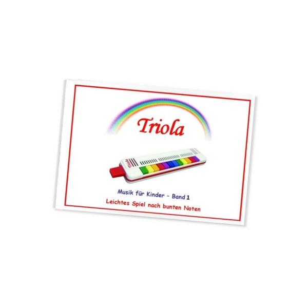 Triola Liederbuch für Kinder - Stufe 1