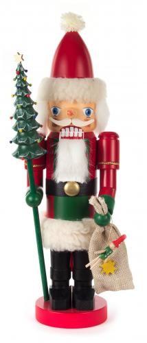 Nussknacker Weihnachtsmann, 35cm