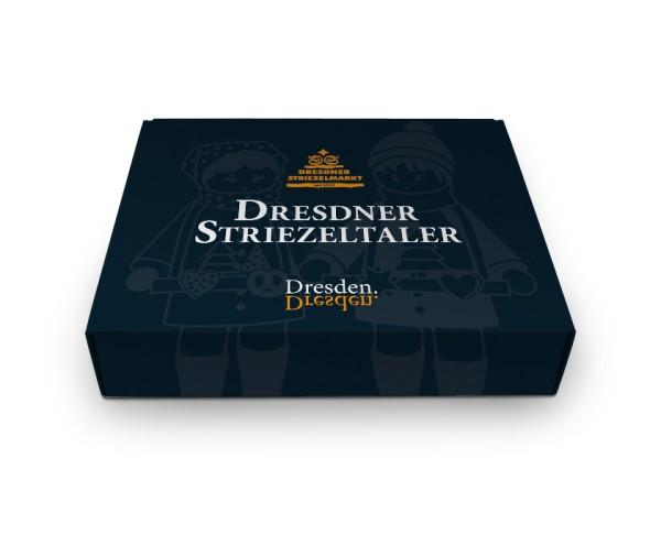 Dresdner Striezeltaler - Geschenkbox mit 11 Talern