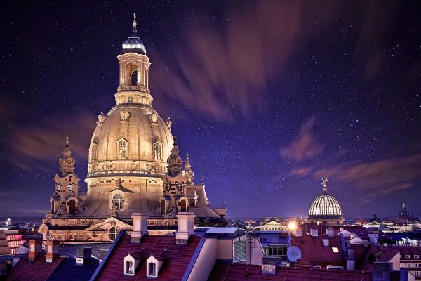 Wandbild Dresden (Motiv 00592)