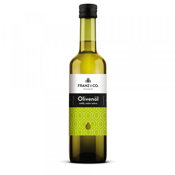 Franz & Co. Bio-Olivenöl mild - nativ extra