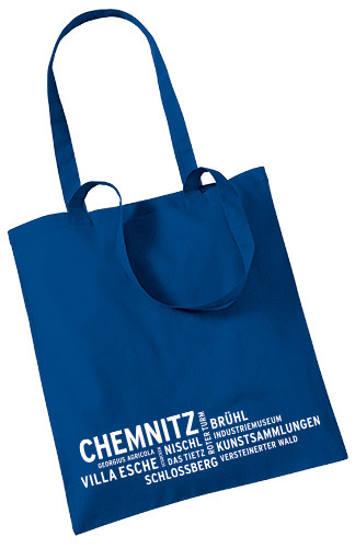 Stoffbeutel Chemnitz - Sehenswürdigkeiten