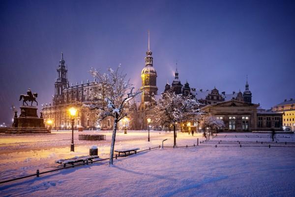 Wandbild Dresden (Motiv 00779)