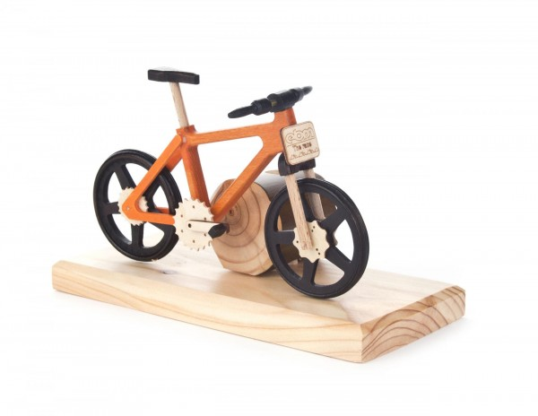 Räucher-Fahrrad Mountainbike