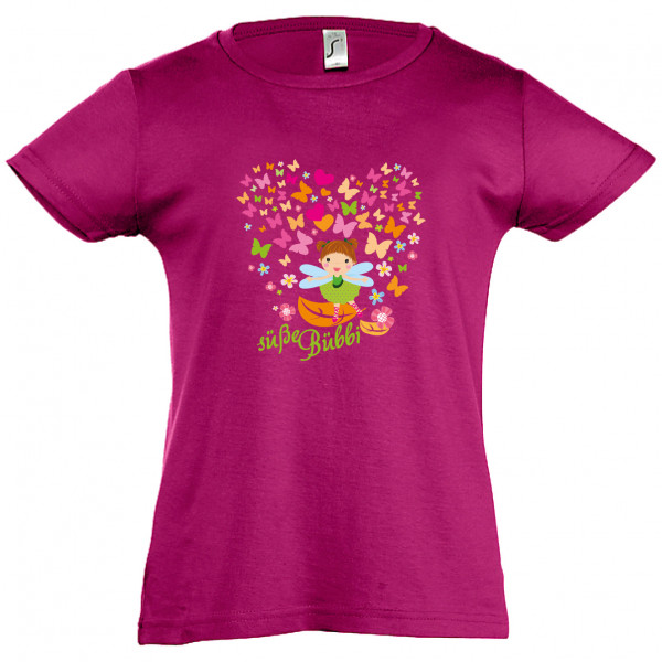 Kinder-T-Shirt Süße Bübbi