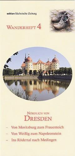 Wanderheft 4 Nördlich von Dresden