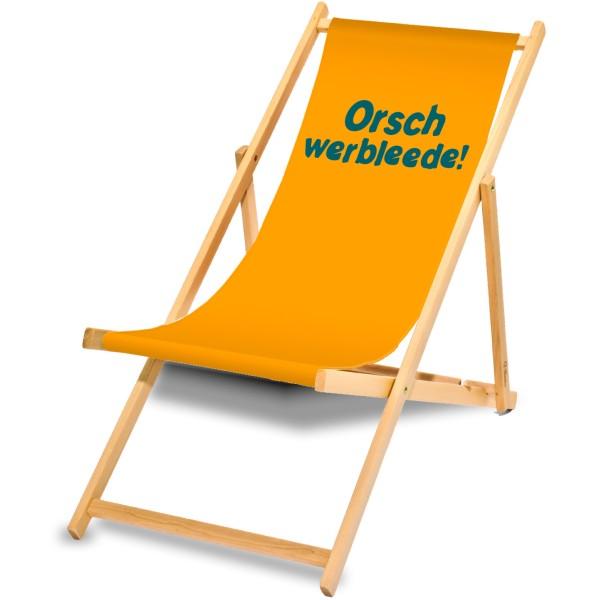 Holzliegestuhl Orschwerbleede