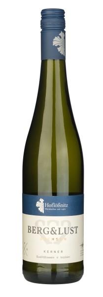 2018 Berg & Lust Kerner Qualitätswein Trocken