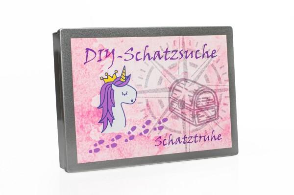 Stadtspiel - Do-it-yourself-Schatzsuche - Einhorn