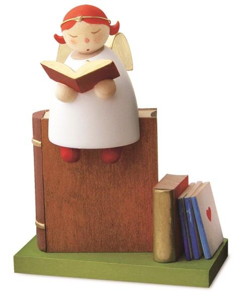 Schutzengel mit Buch
