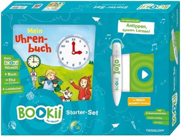 BOOKii® Starter-Set Uhrenbuch
