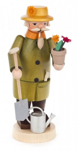 Räuchermann Gärtner