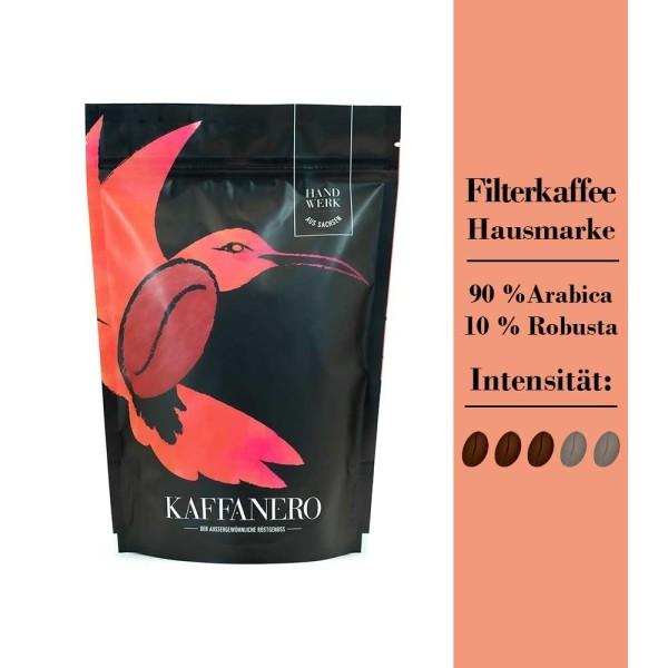 Filterkaffee Rot - Hausmarke