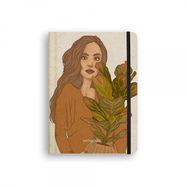 DDV Lokal - Matabooks - Notizbuch Plant Friends