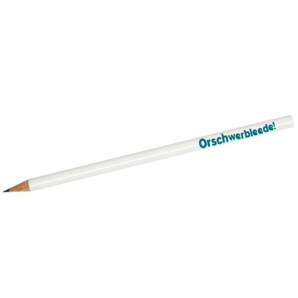 Bleistift Orschwerbleede