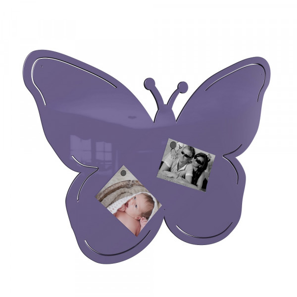 Magnetwand Schmetterling