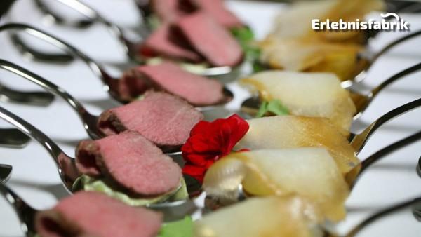 Kochkurs in Dresden – Gourmet Menü