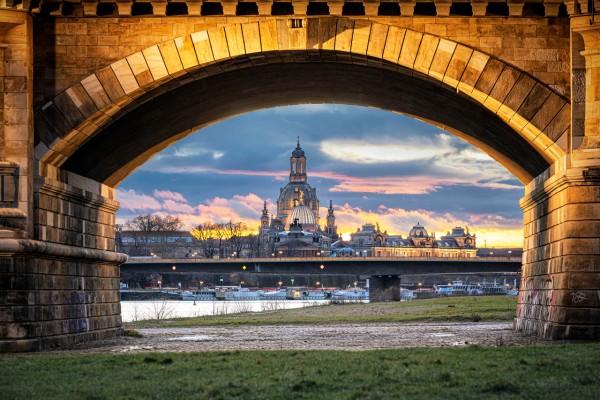 Wandbild Dresden (Motiv 00888)