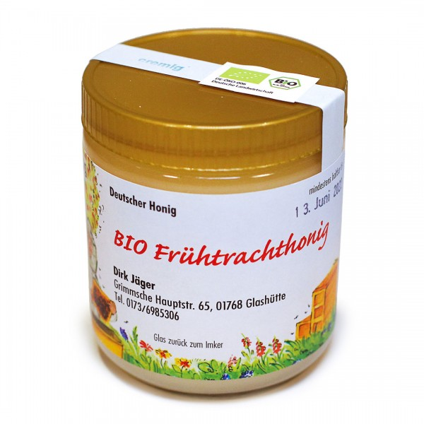 Bio-Frühlings-Honig 500 g