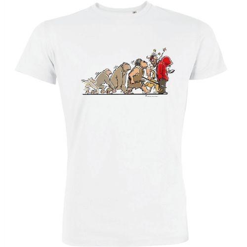 Herren-Shirt Premium Devolution