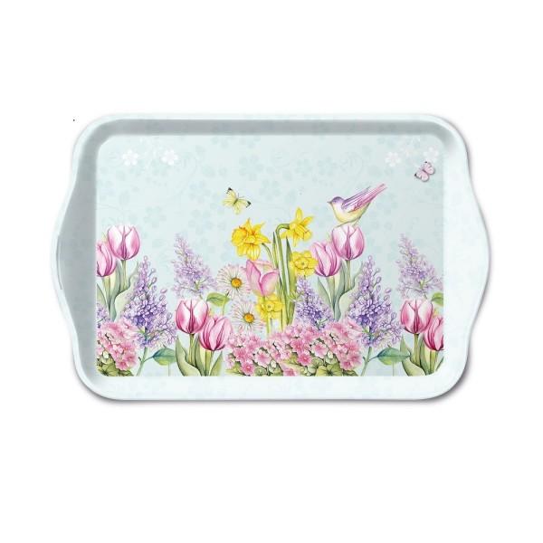 Tablett Blooming Garden
