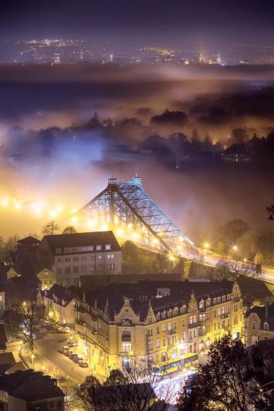 Wandbild Dresden (Motiv 00573)