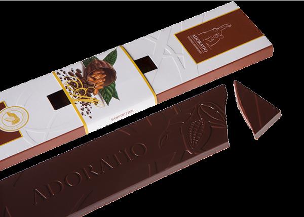 Bio-Schokolade - Sanftbitter