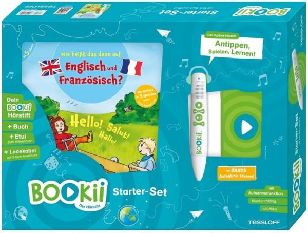 BOOKii® Starter-Set Wie heißt das denn auf Englisch und Französisch