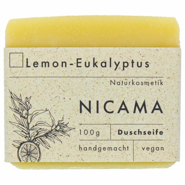 NICAMA Seife Lemon-Eukalyptus
