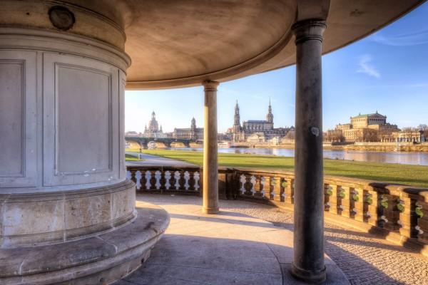Wandbild Dresden (Motiv 00694)