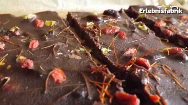 Schokolade selber machen bei Dresden
