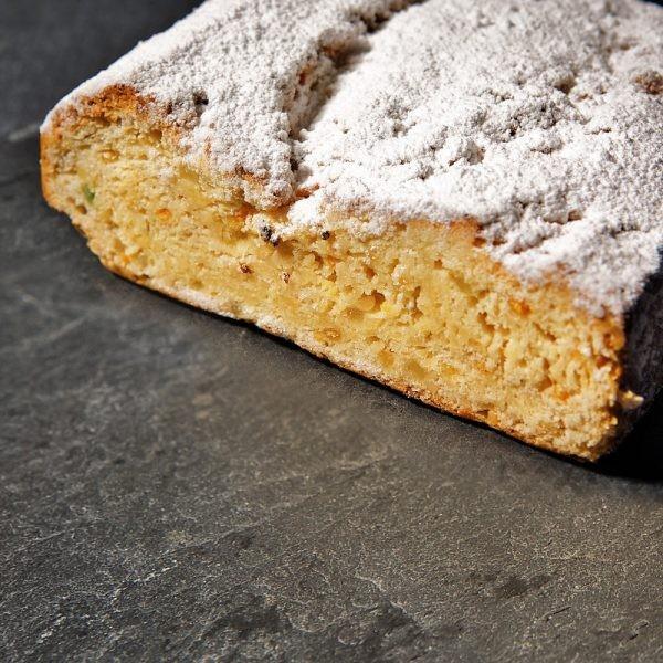Butter-Mandel-Stollen