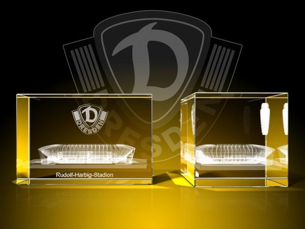 Dynamo Stadion Dresden - Quader