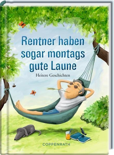 DDV Lokal - Coppenrath - Buch - Rentner haben sogar montags gute Laune