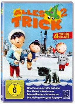 DVD Alles Trick 2