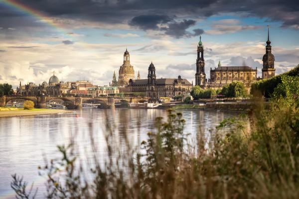 Wandbild Dresden (Motiv 00491)