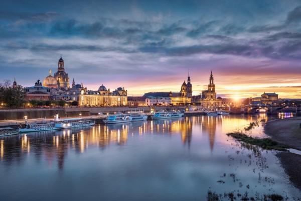 Wandbild Dresden (Motiv 00876)