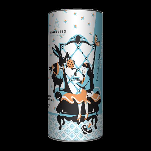 Bio-Trinkschokolade - Vollmilch pur