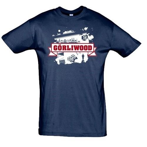 T-Shirt Görliwood blau