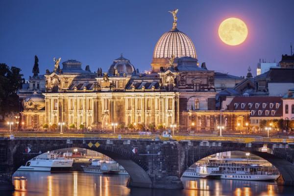 Wandbild Dresden (Motiv 00824)