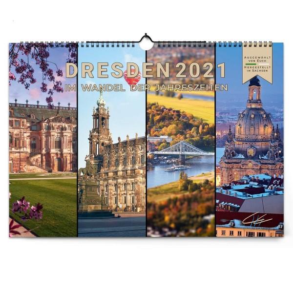 Kalender 2021 - Dresden